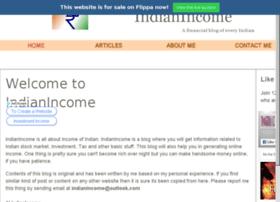 indianincome.com