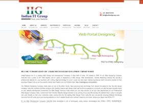 indianitgroup.com