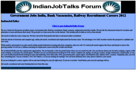 indianjobtalks.com