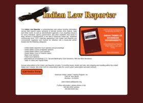 indianlawreporter.org