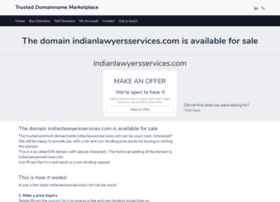 indianlawyersservices.com