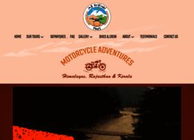 indianmotorcycletours.com