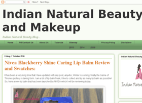 indiannaturalbeautyandmakeup.blogspot.in