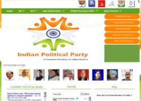 indianpoliticalparty.com