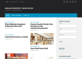 indianpropertynewsblog.wordpress.com