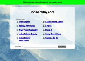indianrailay.com