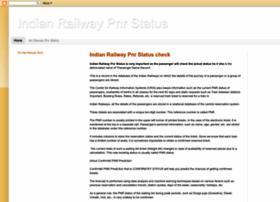 indianrailway-pnrstatus.blogspot.in