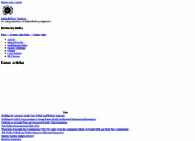 indianrailwayemployee.com