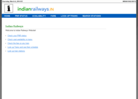 indianrailways.net
