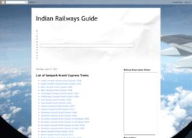 indianrailwaysguide.blogspot.com