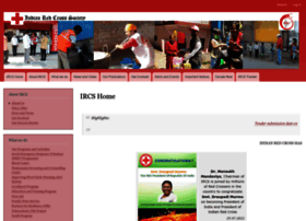 indianredcross.org
