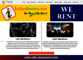 indianrenters.com