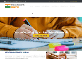 indianresearchjournal.com