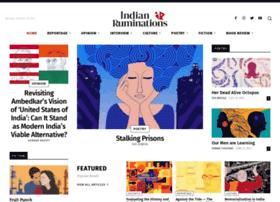 indianruminations.com