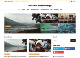 indians4socialchange.com