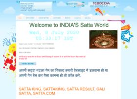 Satta Chart