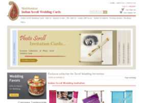 indianscrollweddingcards.com