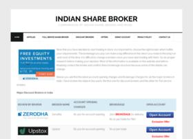 indiansharebroker.com