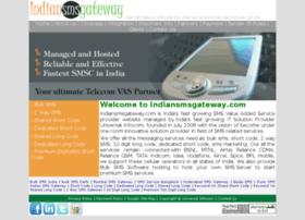 indiansmsgateway.com