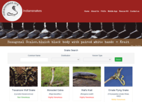 indiansnakes.org