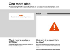 indianterrain.com