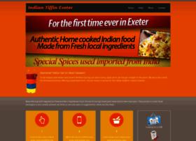 indiantiffinexeter.co.uk