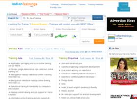 indiantrainings.com