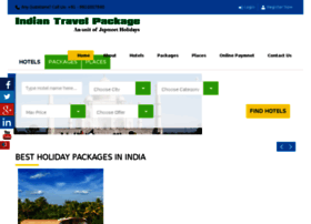 indiantravelpackage.com