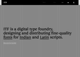 indiantypefoundry.com