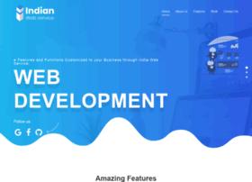indianwebservice.com