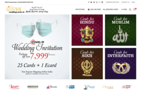indianweddingcards.in