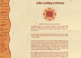 indianweddinginvitations.com