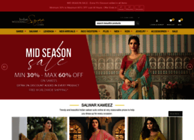 indianweddingsaree.com