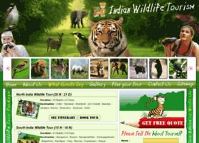 indianwildlifetourism.com