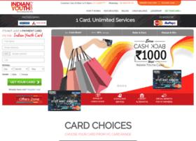 indianyouthcard.com