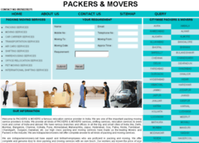 indiapackersmovers.net