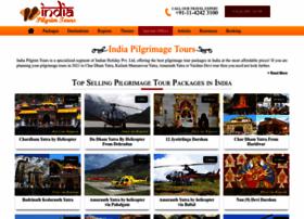 indiapilgrimtours.com