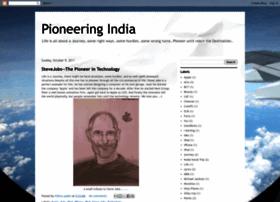 indiapioneering.blogspot.com