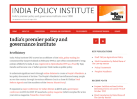 indiapolicy.org