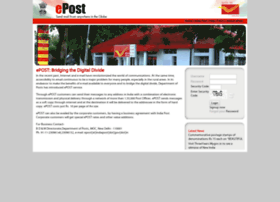 indiapost.nic.in