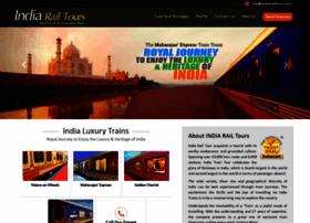 indiarailtours.com