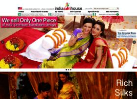 indiasarihouse.com