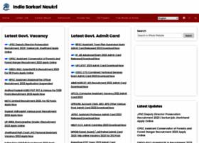 indiasarkarinaukri.com