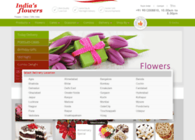 indiasflowers.com