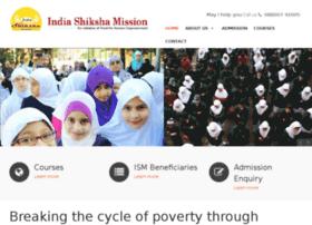 indiashikshamission.org