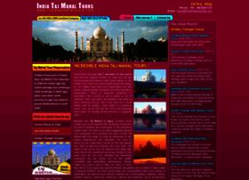Indiatajmahaltours.com