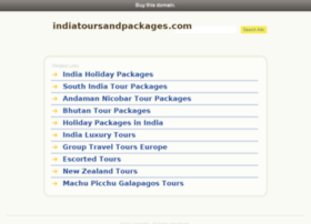 indiatoursandpackages.com