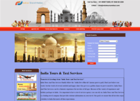 indiatoursandtaxi.com