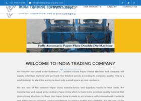 indiatradingenterprises.com