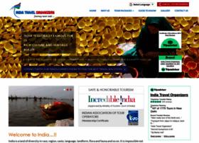 indiatravelorganizers.com